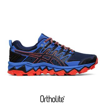 Asics GEL-FUJITRABUCO 7 - Scarpe da trail Uomo blue expanse/electric blue