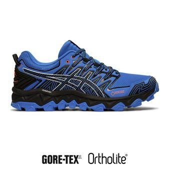 GEL-FujiTrabuco 7 G-TX ELECTRIC BLUE/BLACK Homme