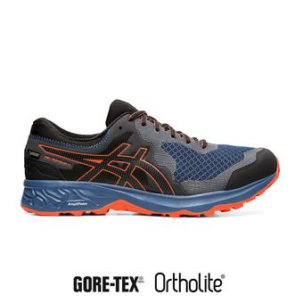 Asics GEL-SONOMA 4 GTX - Chaussures trail Homme mako blue/koi