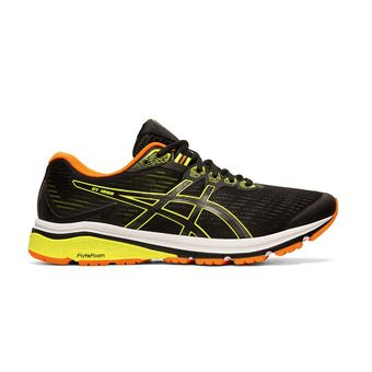Asics GT-1000 8 - Chaussures running Homme black/safety yellow