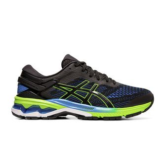 Asics GEL-KAYANO 26 - Scarpe da running Uomo black/electric blue