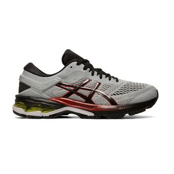 Asics GEL-KAYANO 26 - Chaussures running Homme piedmont grey/black