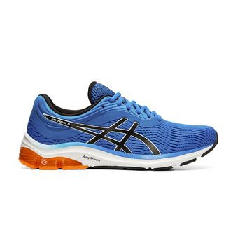 Asics PULSE 11 - Chaussures running Homme directoire blue/white