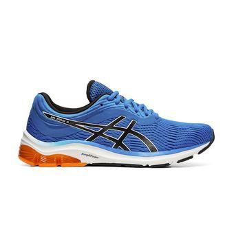 Asics PULSE 11 - Zapatillas de running hombre directoire blue/white