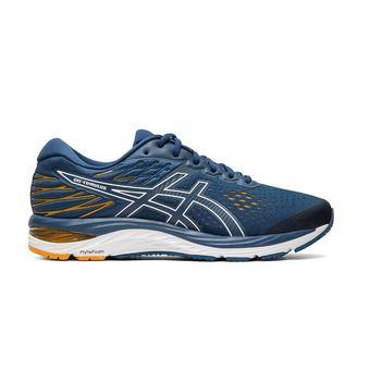 Asics GEL-CUMULUS 21 - Zapatillas de running hombre mako blue/white
