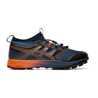 Asics FUJITRABUCO PRO - Chaussures trail Homme mako blue/graphite grey