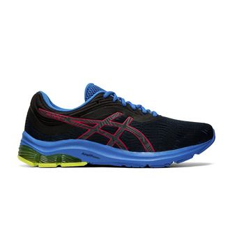 Asics GEL-PULSE 11 LS - Chaussures running Homme black/laser pink