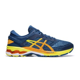 Asics GEL-KAYANO 26 - Zapatillas de running hombre mako blue/sour yuzu