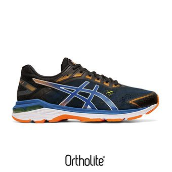 Asics GT-2000 7 - Chaussures running Homme black/lake drive