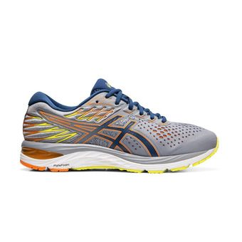 Asics GEL-CUMULUS 21 - Chaussures running Homme sheet rock/mako blue