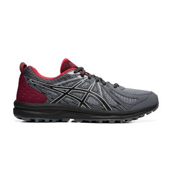 Asics FREQUENT TRAIL - Zapatillas de trail mujer piedmont grey/black
