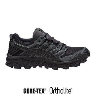 Asics GEL-FUJITRABUCO 7 GTX - Zapatillas de trail mujer black/dark grey