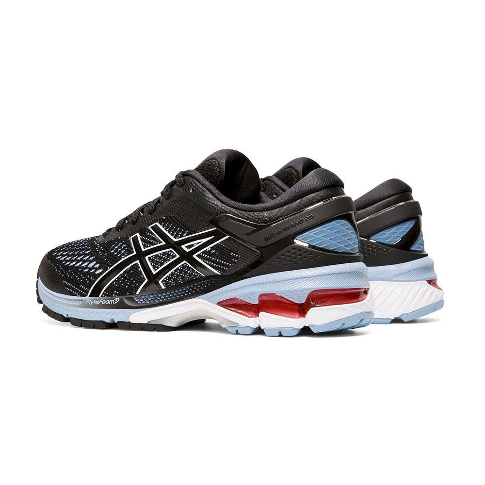 Asics GEL KAYANO 26 Chaussures running Femme black