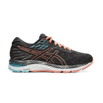 Asics GEL-CUMULUS 21 LS - Chaussures running Femme graphite grey/sun coral