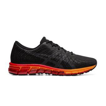 Asics GEL-QUANTUM 180 4 - Chaussures running Homme black/classic red