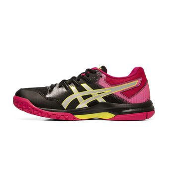 Asics GEL-ROCKET 9 - Chaussures volley Femme black/silver