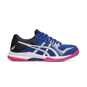 Asics GEL-ROCKET 9 - Chaussures volley Femme blue/white