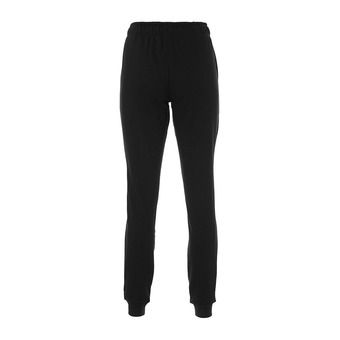 ASICS SMALL LOGO SWEAT PANT PERFORMANCE BLACK Femme