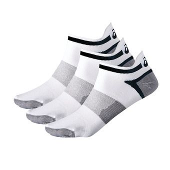 3PPK LYTE SOCK REAL WHITE Unisexe