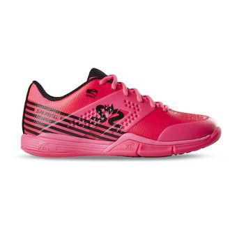 Salming VIPER 5 - Chaussures hand Femme rose/noir