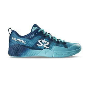 Salming KOBRA 2 - Chaussures hand Homme bleu/bleu