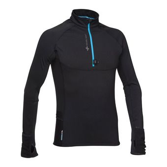 Raidlight WINTERTRAIL - Maillot Homme noir