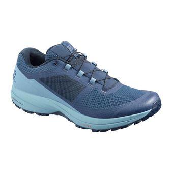Salomon XA ELEVATE 2 - Chaussures trail Homme sargasso sea/sargasso sea/bluestone