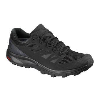Salomon OUTLINE GTX - Chaussures randonnée Homme black/phantom/magnet