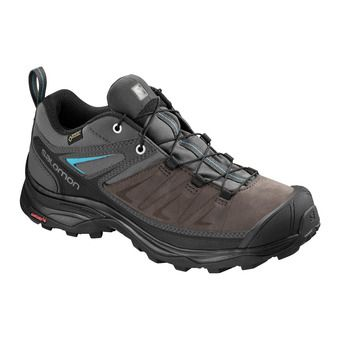 Salomon X ULTRA 3 LTR GTX - Hiking Shoes - Women's - magnet/phantom/bluebird