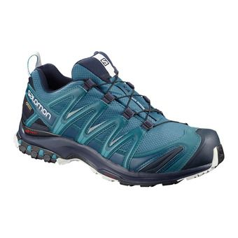 Salomon XA PRO 3D GTX - Trail Shoes - Men's - lyons blue/navy blazer/lunar rock