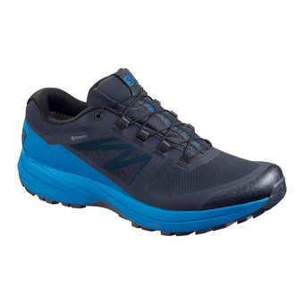 Salomon XA ELEVATE 2 GTX - Zapatillas de trail hombre india ink/india ink/indigo bunting