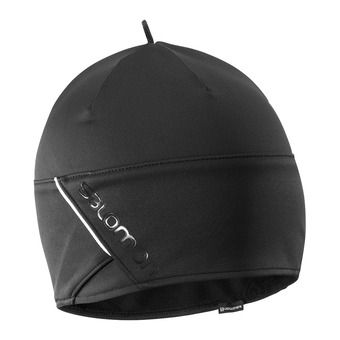 Salomon RS - Beanie - black/shiny black
