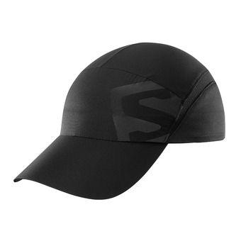 Salomon XA - Gorra black/shiny bla