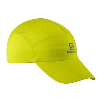 Salomon WATERPROOF - Cap - citronella