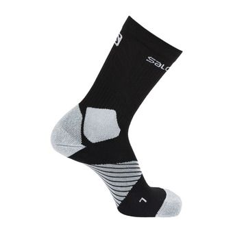 Salomon XA PRO - Socks - Men's - black/forged iron