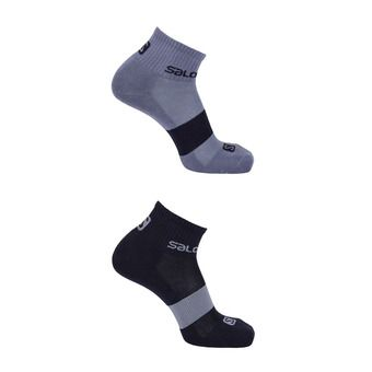 Salomon EVASION - Chaussettes x2 night sky/flint