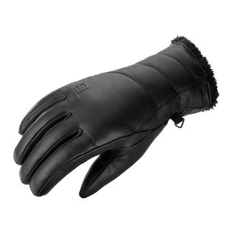 Salomon NATIVE - Gloves - Women's - black