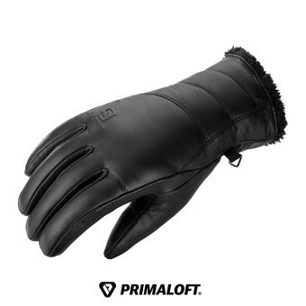 Salomon NATIVE - Gants Femme black