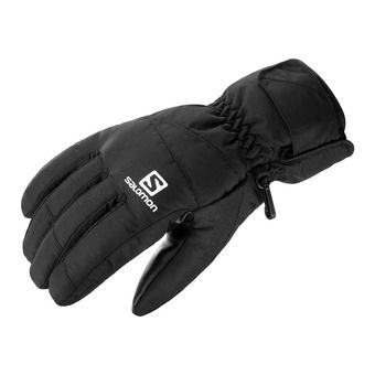 Salomon FORCE - Gants Homme black/black