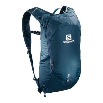 Salomon TRAILBLAZER 10L - Sac à dos poseidon/ebony