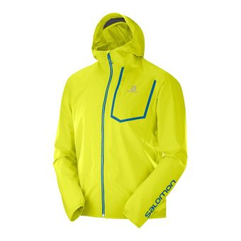 Salomon BONATTI PRO WP - Jacket - Men's - citronella