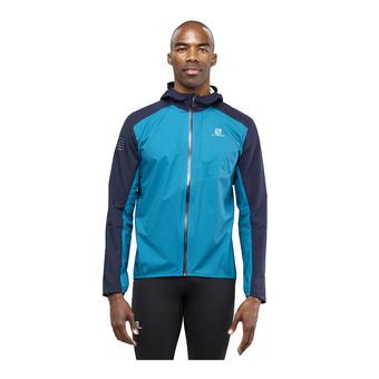 Salomon BONATTI WP - Jacket - Men's - night sky/fjord blue