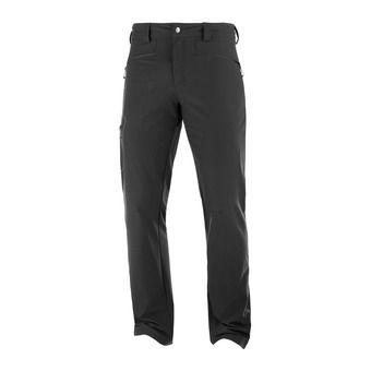 Salomon WAYFARER AS STRAIGHT - Pants - Men's - black