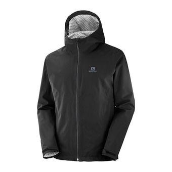 Salomon LA COTE FLEX 2.5L - Jacket - Men's - black