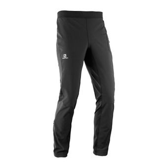 Salomon RS WARM SOFTSHELL - Pants - Men's - black