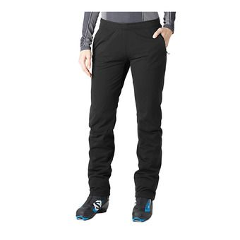 Salomon AGILE WARM - Pantalon Femme black