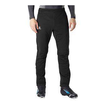 Salomon RS SOFTSHELL - Pantalon Homme black