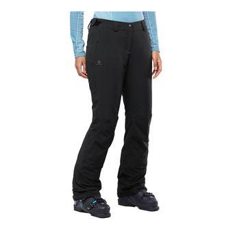 Salomon ICEMANIA - Ski Pants - Women's - black