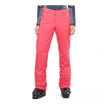 Salomon STORMSEASON - Ski Pants - Women's - calypso coral