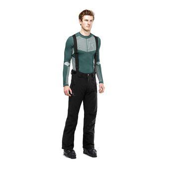 Salomon ICEGLORY - Pantalón de esquí hombre black